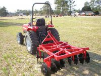 disc harrows