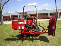 hydraulic mower